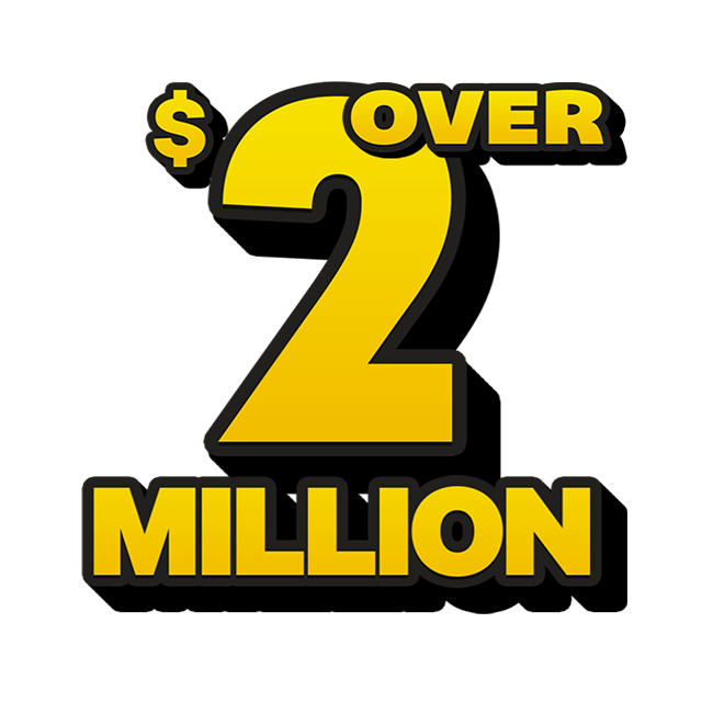 Super Jackpot Lottery - 2 Million