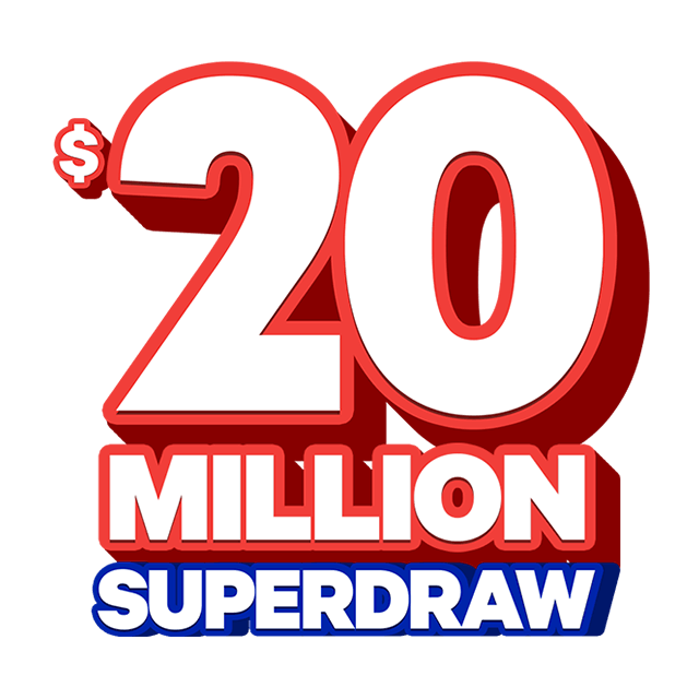 Saturday Gold Lotto - 20 Million