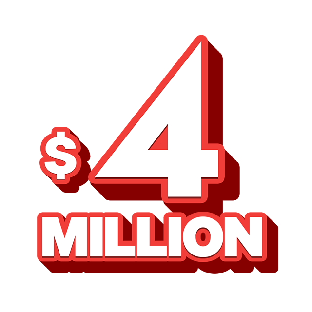 Saturday Gold Lotto - 4 Million