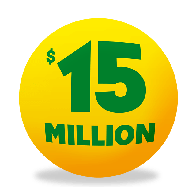 oz-lotto - 15 Million
