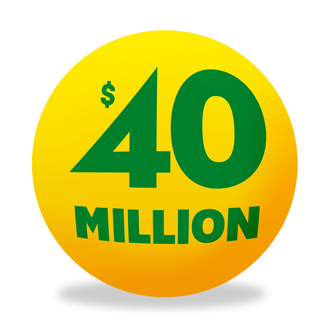 oz-lotto - 40 Million