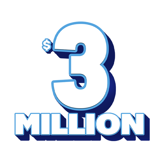 Powerball - 3 Million
