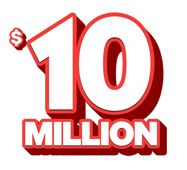 Saturday Lotto - 10 Million
