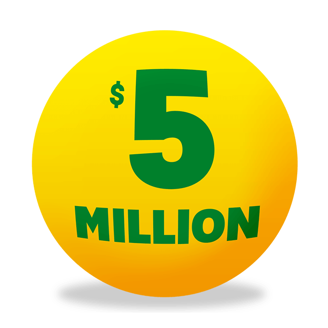 oz-lotto - 5 Million