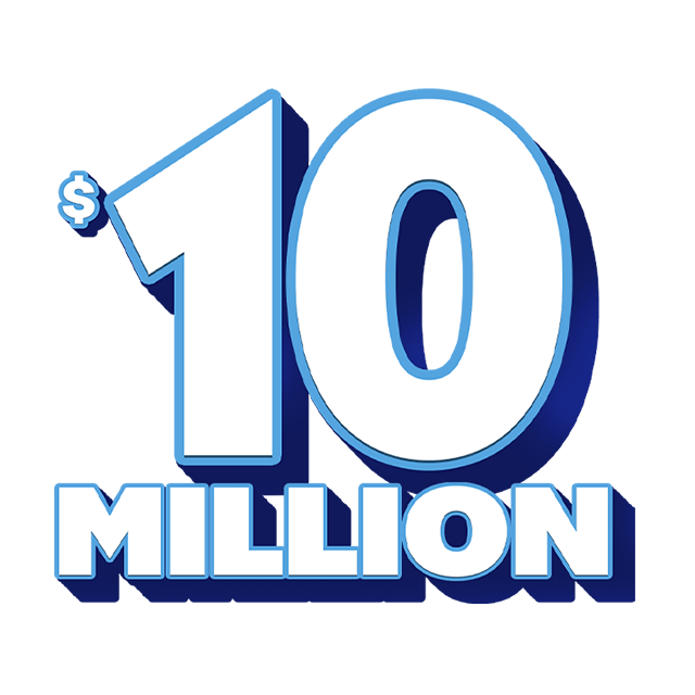 Powerball - 10 Million