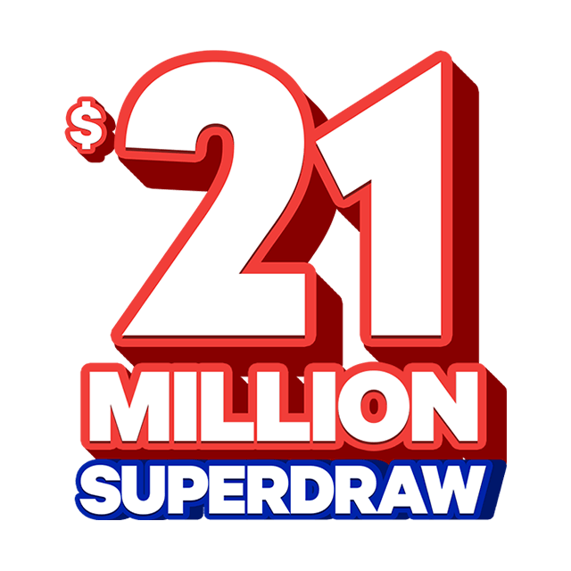 Tatts Lotto - 21 Million