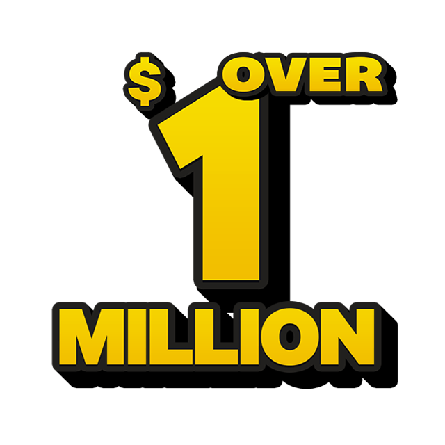 Super Jackpot Lottery - 1 Million