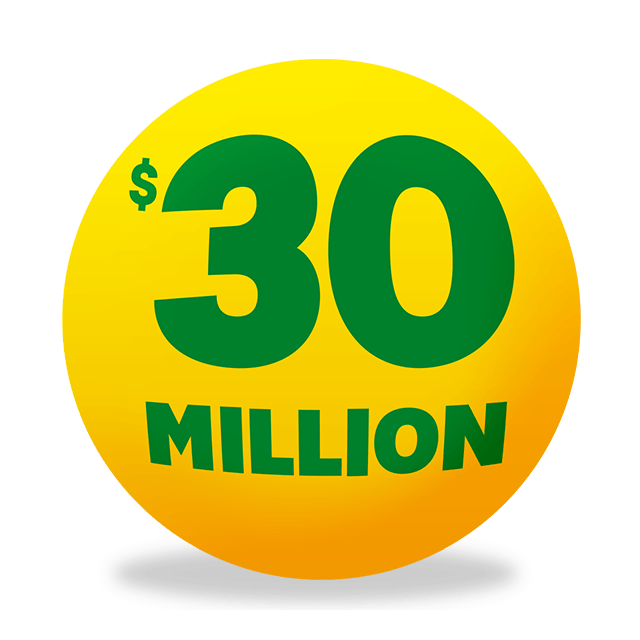 oz-lotto - 30 Million