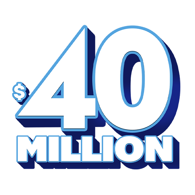 Powerball - 40 Million
