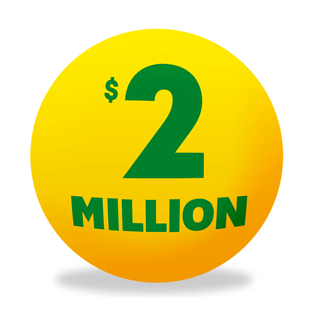 Oz Lotto - 2 Million