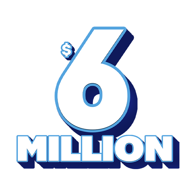 Powerball - 6 Million