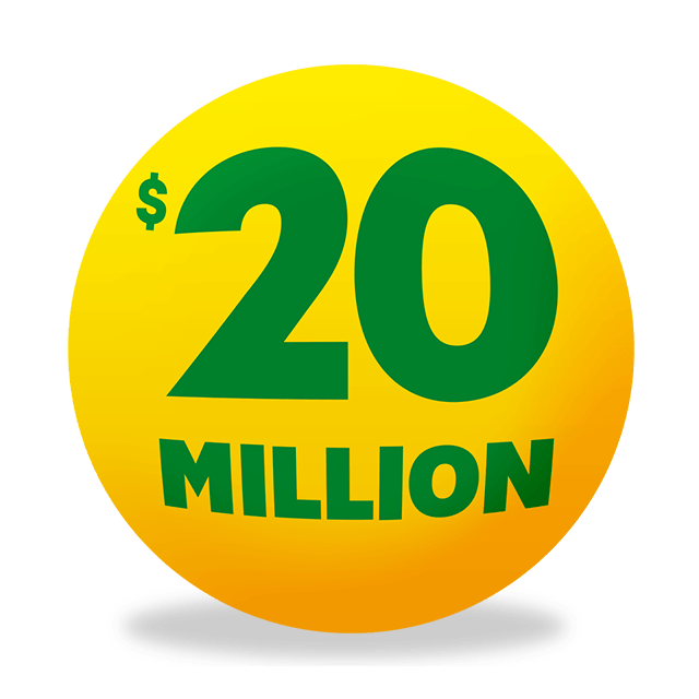 oz-lotto - 20 Million