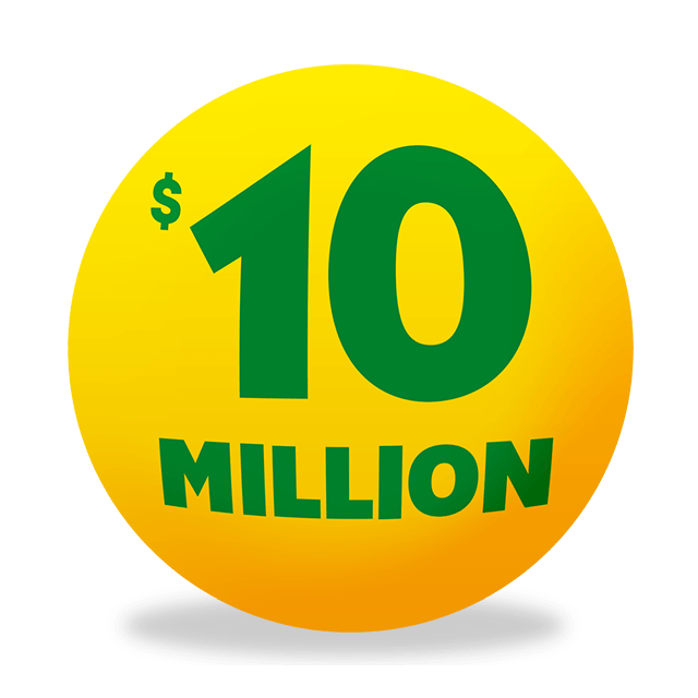 oz-lotto - 10 Million