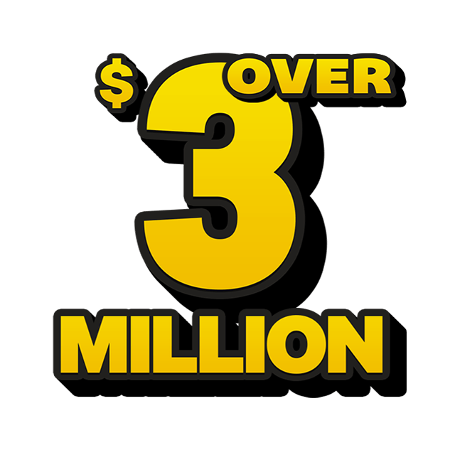 Super Jackpot Lottery - 3 Million